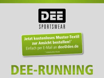 DEE Laufshirt-Angebot 2016