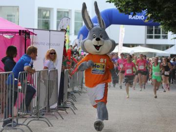 Startplatz-Börse für Starter des Ulmer Frauenlaufs