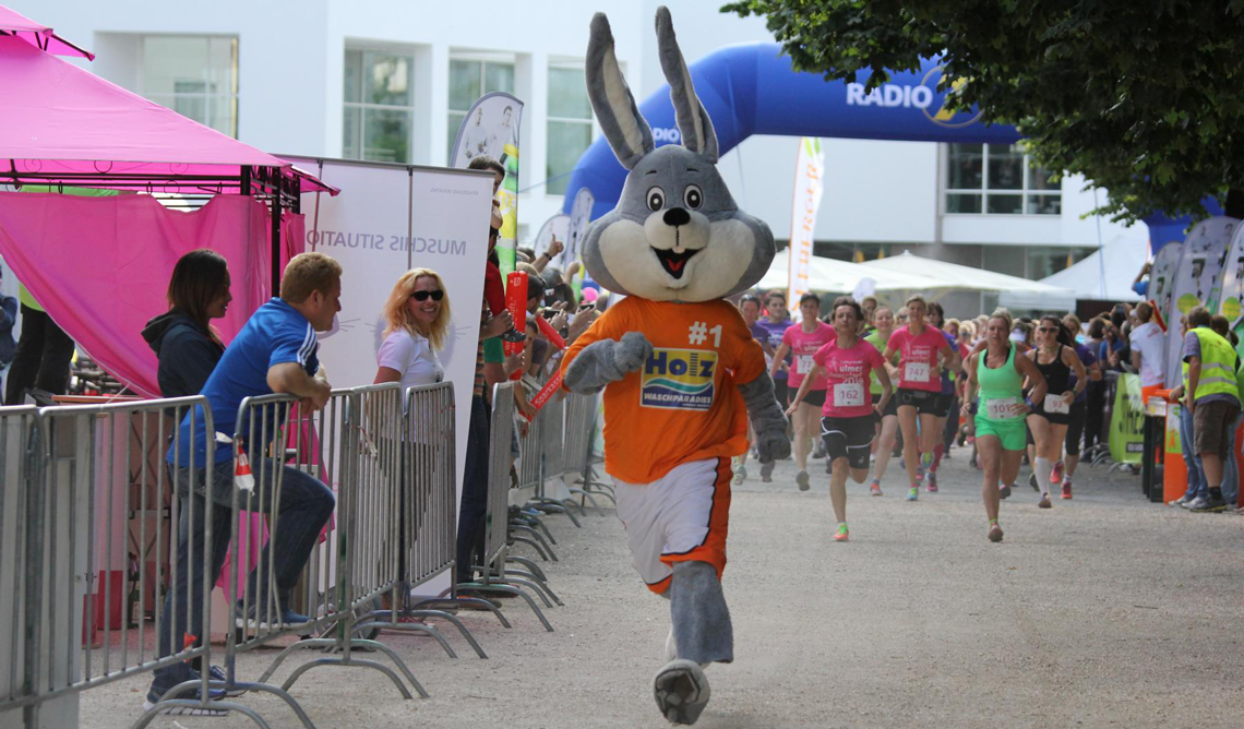 Der 3. Ulmer Frauenlauf ist AUSGEBUCHT