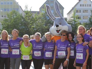 2. Ulmer Frauenlauf am 25. Juni 2015