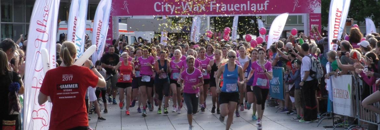 Der 5. beurer Frauenlauf findet am Freitag, den 13. Juli 2018 statt!