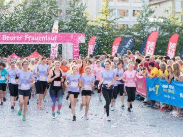 Anmeldung zum Frauenlauf beginnt!