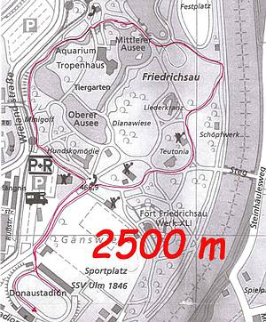 2500 m