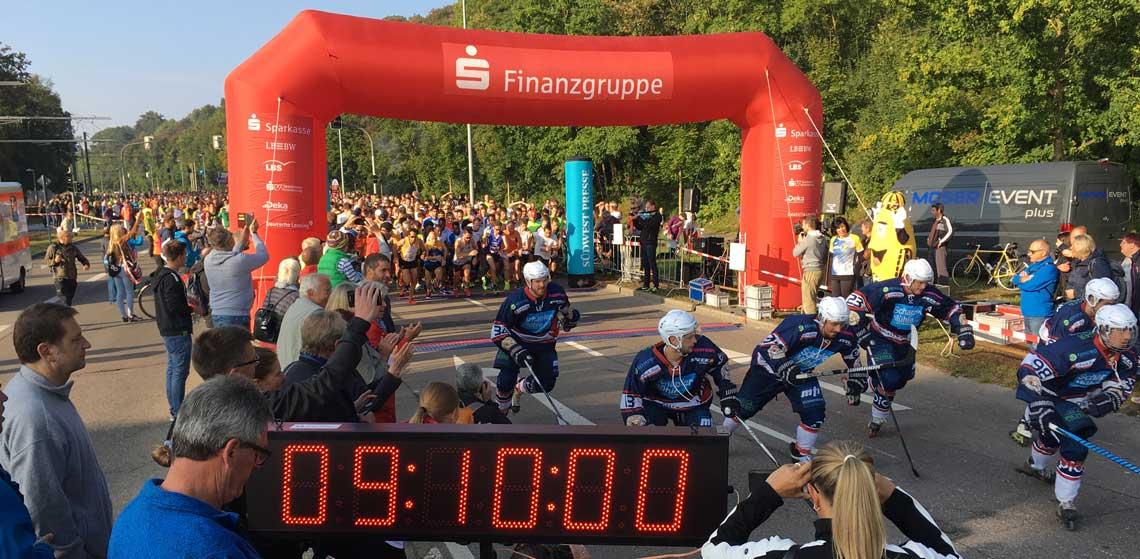Der 13. Einstein-Marathon findet am 17.09.2017 statt