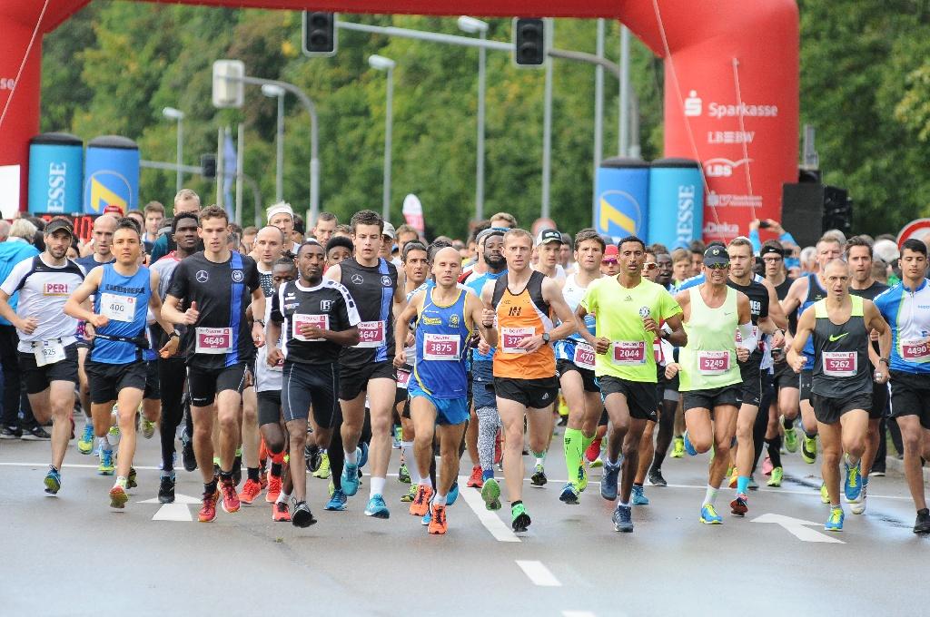 15. Einstein-Marathon am 29.09.2019